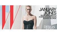 Дженьюари Джонс снялась в сексапильной фотосессии для журнала W