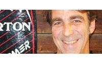 Burton Snowboards : Ein französischer Senior-Vizepräsident für den internationalen Rahmen