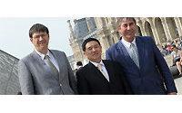 Lin: les professionnels chinois plébiscitent l'Europe