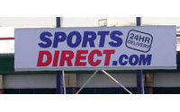 UK's Sports Direct posts higher sales and profits