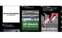 アディダス グローバルブランドキャンペーン4月21日(木)より日本展開を開始