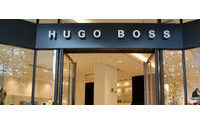 Hugo Boss: nel semestre vendite +3% a 1,1 mld
