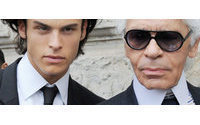 Karl Lagerfeld Magnum dondurmalarını tasarlarsa