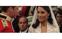 Dentelles françaises pour la robe de mariée de Kate