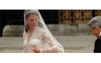 Sarah Burton: Kleid war «Erfahrung meines Lebens»