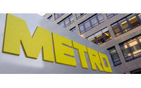 Metro sees profit lift from more stable economies