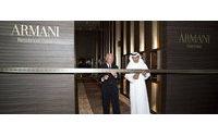 Джорджио Армани откроет отель в Лондоне