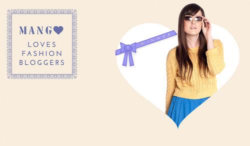 La Mexicana Andy Torres Es La Ganadora Del Concurso Mango Loves The Fashion Bloggers Noticias