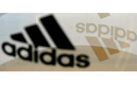 得益于美国和中国需求增长,阿迪达斯调高2011年销售目标