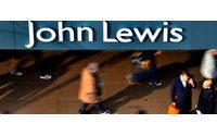 Easter and royal wedding hit John Lewis sales