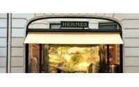 Le titre Hermès plébiscité en Bourse