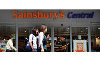 Sainsbury profit climbs, sees consumers subdued