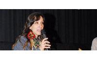 Isabela Capeto palestra no 'Moda Insights'