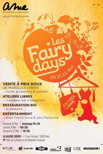 Les Fairy Days, Ame