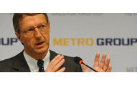 Metro CEO says Karstadt tie-up off the table