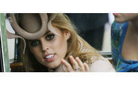 "Bids soar for princess's ""toilet seat"" wedding hat"