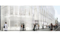 LVMH says Samaritaine store to open end-2015/early 2016