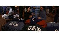 Gap CEO wants more consistent N. American sales