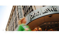 John Lewis sales boosted by sun, mum and iPads