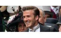 Anche David Beckham si lancia nella moda
