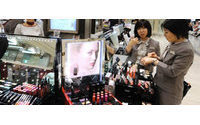 Japan's Shiseido aims to beat China market growth