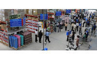 Wal-Mart plans more megastores in India