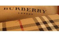 Las ventas de Burberry en España caen un 48% en su último ejercicio fiscal