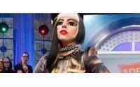 Sorpresa y alegría de joven diseñadora española por vestir a Lady Gaga