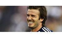 David Beckham'dan iç giyim koleksiyonu
