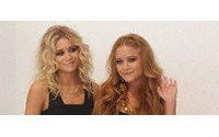 Las gemelas Olsen quieren abrir su primera tienda de ropa