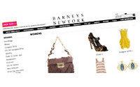 バーニーズニューヨーク オンラインサイトで90カ国での販売開始