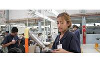 Inversores de Sapica 2011 visitan la fábrica de Flexi