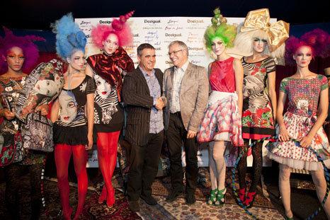 Desigual creará prendas inspiradas en el vestuario del Circo del ...