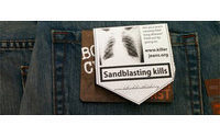 Killer jeans: a campaign against sandblasting