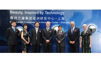Estée Lauder opens Asia Innovation Center