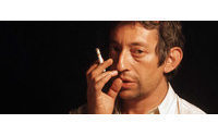 Gainsbourg's smoky voice selling perfume in France