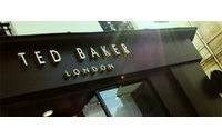 Ted Baker cheers Christmas as sales rise