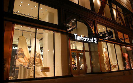VF Corporation, Timberland