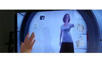 Kinect, convertido en probador de ropa virtual