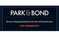 米ギルト、定価販売のメンズECサイト「PARK & BOND」発表