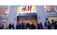 H&M sales lag consensus