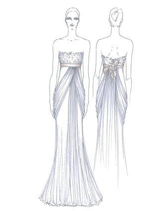 2d2b745125c9 Le Spose di Francesca presenta la collezione 2012 - Notizie ...