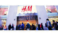 H&M sees profit slip, 'challenging' conditions