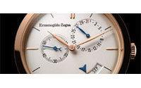 Ermenegildo Zegna lancerà in settembre la sua collezione di orologi