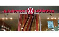 Lululemon Athletica sets stock split record date