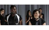 Défilés : Lanvin joue la diversité, le leader des Black Eyed Peas sur le podium