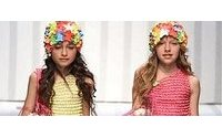 Pitti Bimbo, con fiori e colori il kidswear punta su anni '70 à la parisienne