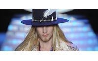 Galliano mens' label, in new hands, veers to the accessible