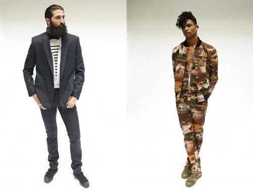 Jean-Paul Gaultier, Alexis Mabille, Louis Vuitton