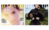 Emma Watson estampa 'Harper's Bazaar' inglesa
